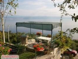 MOŠĆENIČKA DRAGA, kuća s panoramskim pogledom na cijeli Kvarner