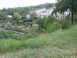 POBRI, zemljište s građevinskom dozvolom
