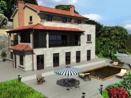 RUKAVAC, ekskluzivna kuća s panoramskim pogledom