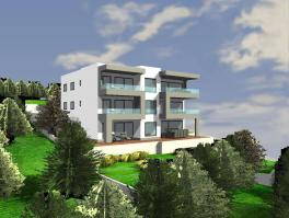 KOSTRENA, građevinsko zemljište od 1.200 m2