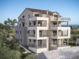 Primošten, novi apartmani s panoramskim pogledom na more!