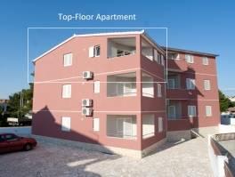 Apartman 70,80m2, Srima, 60m od plaže