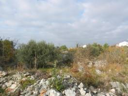 Pirovac, građevinsko zemljište površine 1360 m2