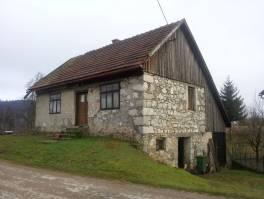 Kuća: Vrbovsko, prizemnica 80 m2