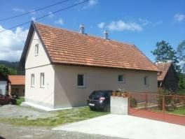 Gorski kotar kuća Moravice