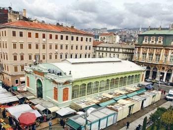 Rijeka, Centar, 96.18m2, 2-sobni+blagovaonica i db, balkon