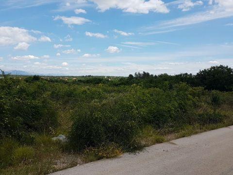 Poljica brig, građevinsko zemljište, 1471m2