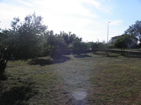 SUKOŠAN; građevinsko zemljište 1054m2
