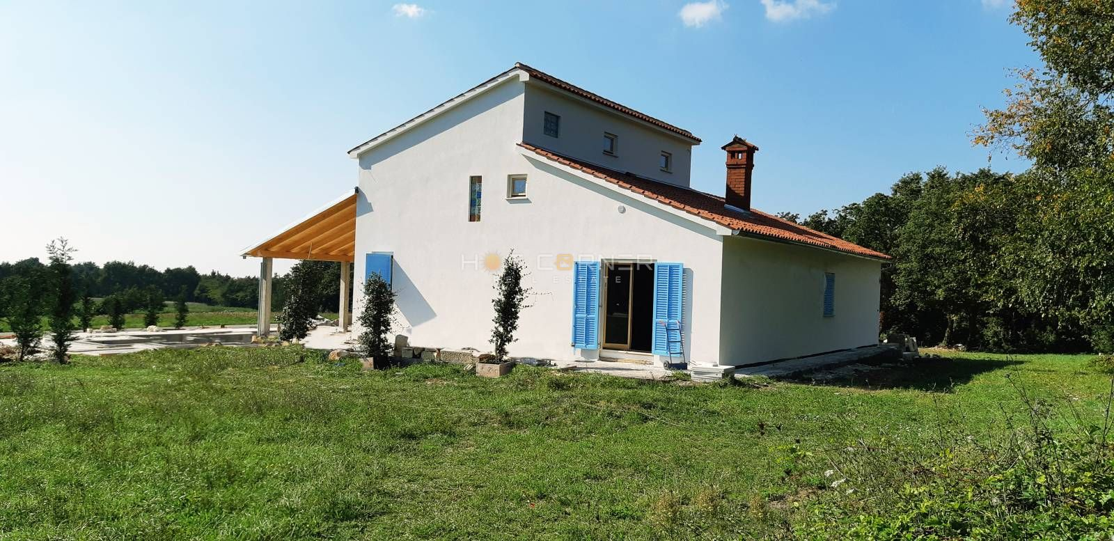 Haus Kresini, Žminj, 195m2