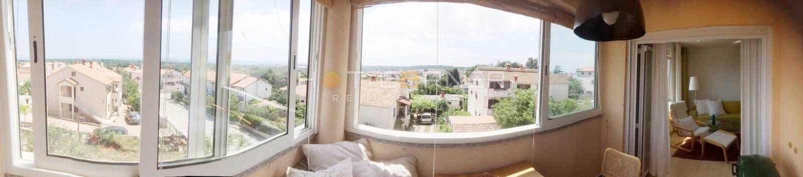 Ližnjan, apartman sa prekrasnim pogledom na more
