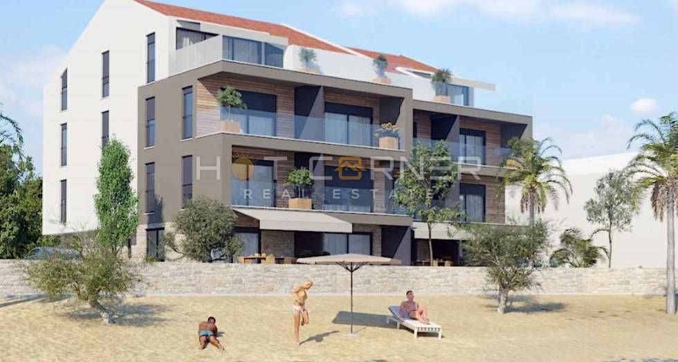 Medulin, novogradnja, prekrasan penthouse uz more