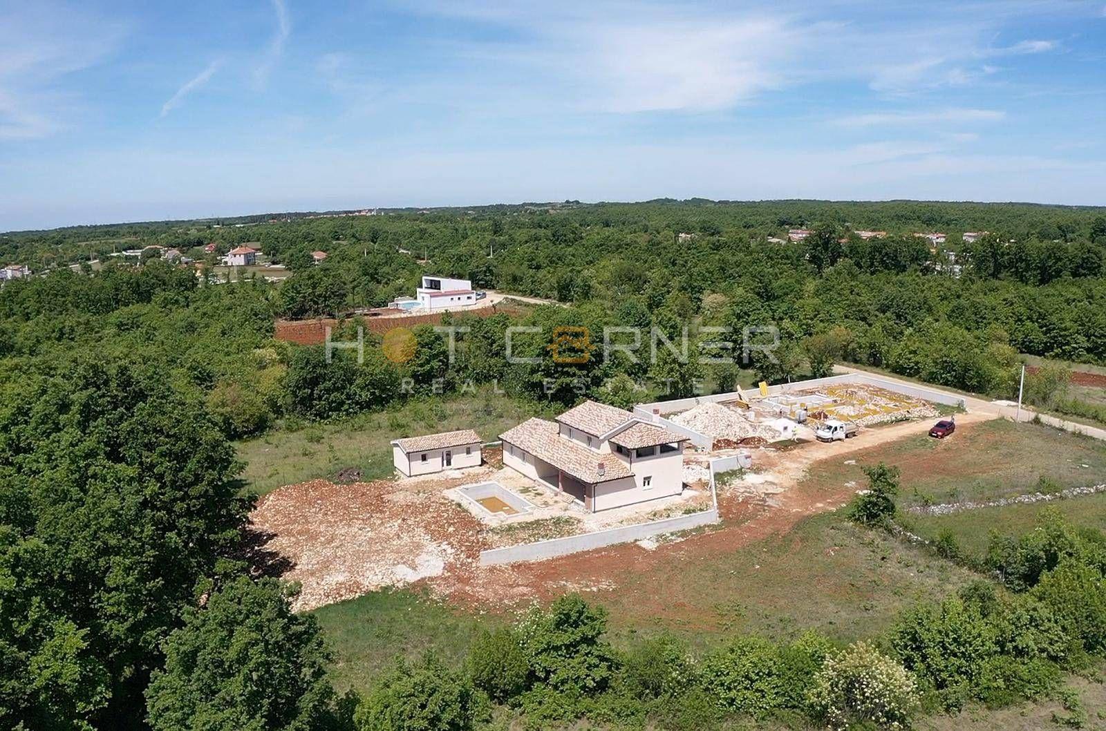 Fantastična nova rustikalna kuća za odmor u okolici Svetvinčenta