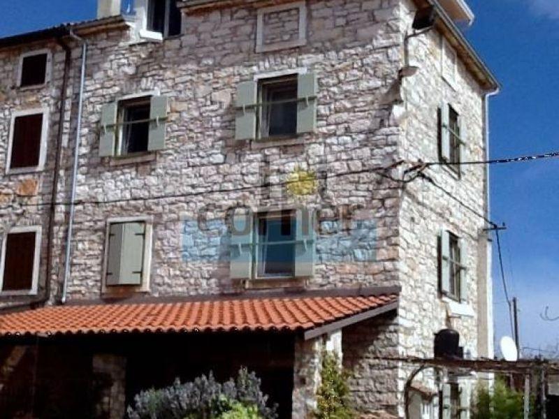 Brtonigla, okolica, idilična, renovirana kamena kuća, vrlo mirna pozicija