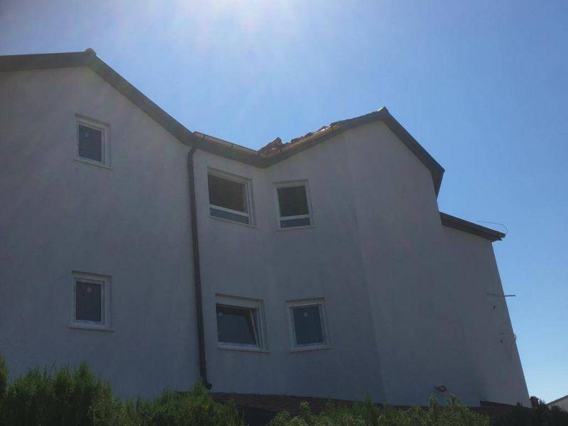 Medulin, zgrada u izgradnji, vrhunski stanovi