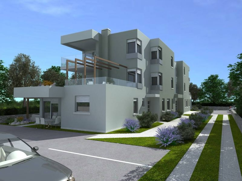 Štinjan, novogradnja, luksuzni stan