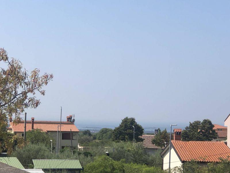 Vodnjan - 506m2 građevinsko zemljište s putem - pogled more