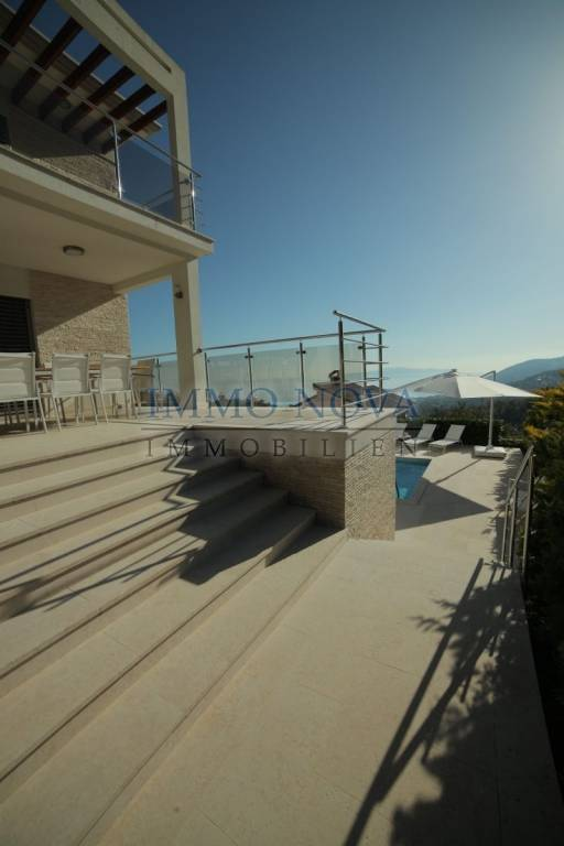 Opatija, Modern Villa with a beautiful Seaview