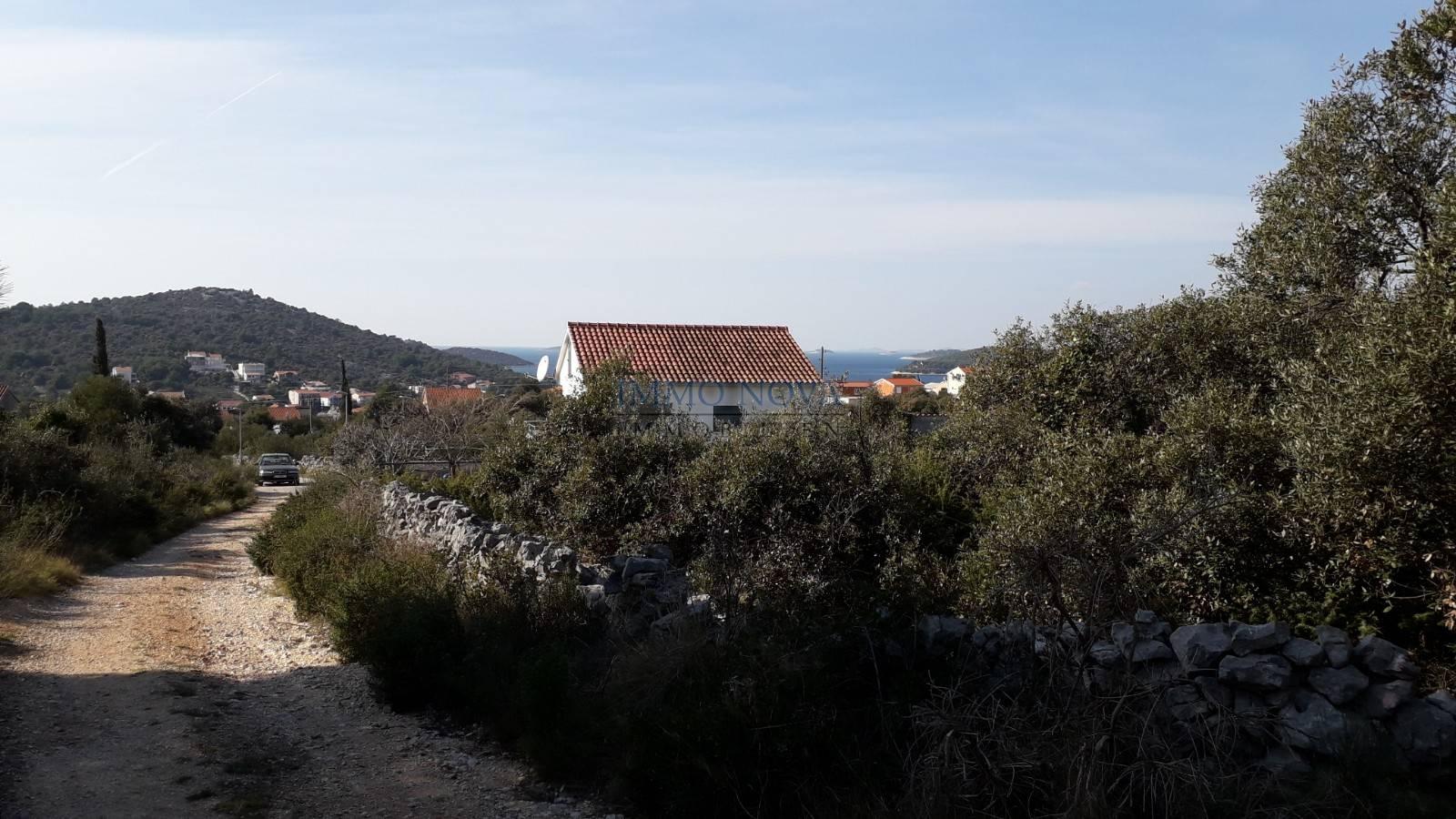 Kuća s panoramskim pogledom, Ražanj, Rogoznica