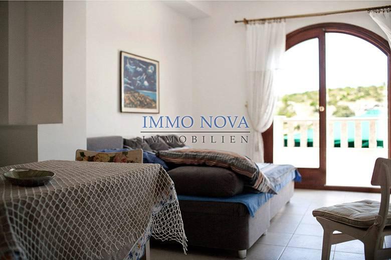 PRODANO!  Kuća na plaži (1. red) Grebaštica kod Primoštena