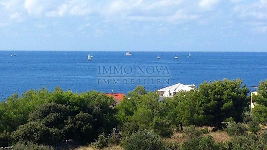 Legalizirani objekt s otvorenim pogledom na more