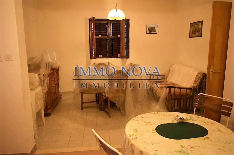 Kuća uz more (2.red); Korčula, južna strana