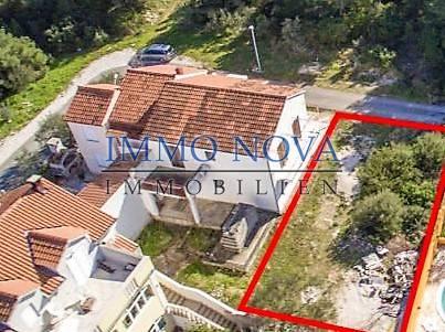 Građevna parcela u blizini Supetra