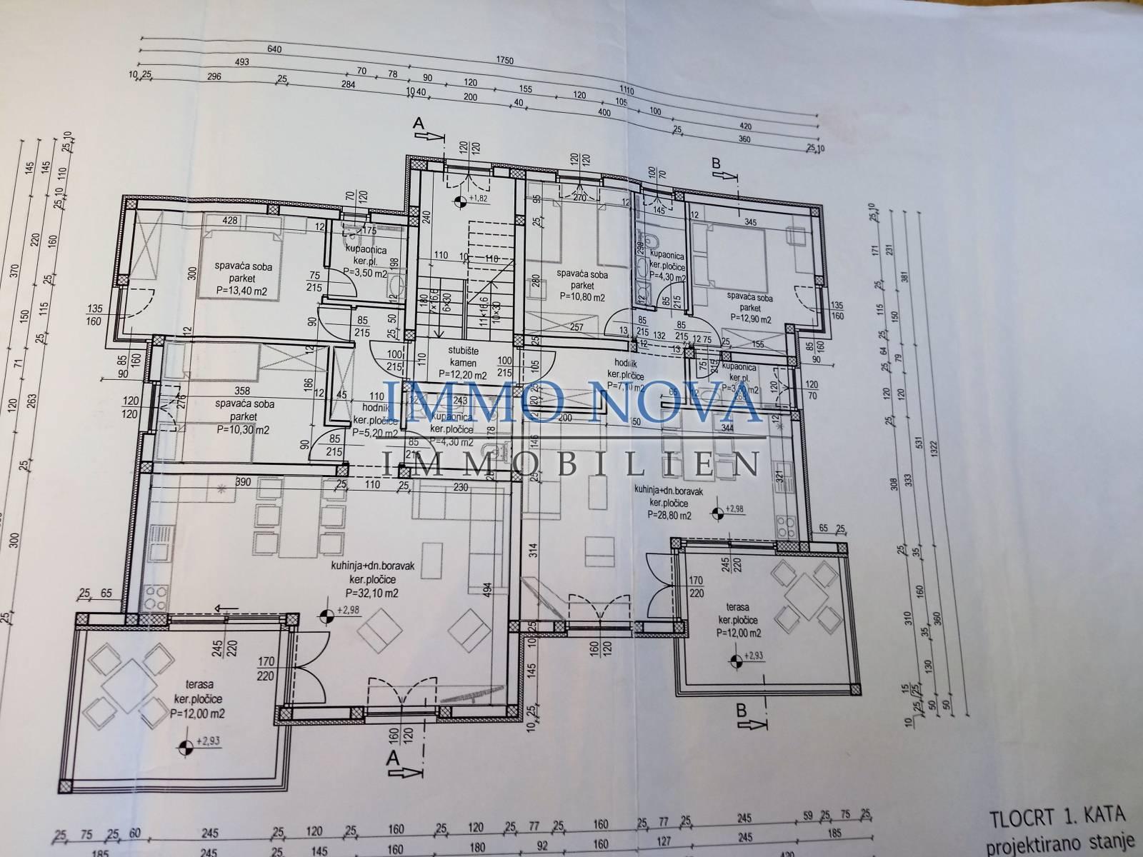 Apartmani na prodaju; novogradnja; Rogoznica