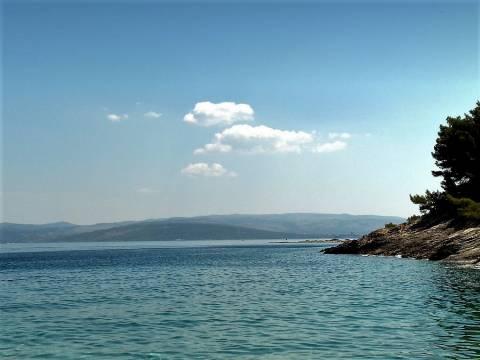 Građevinsko zemljište 1. red do mora - otok Šolta
