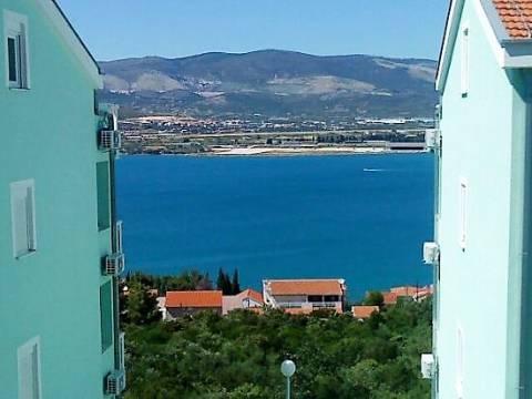 Stan na Čiovu sa pogledom na more, Arbanija