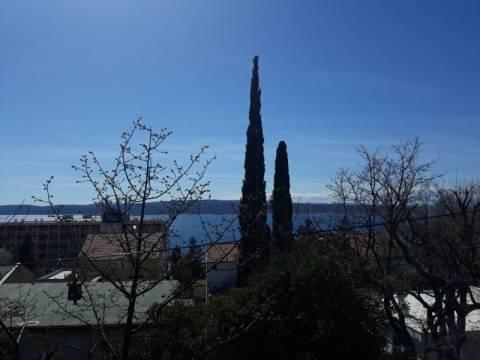 Selce, Veliki prostrani stan sa pogledom na more