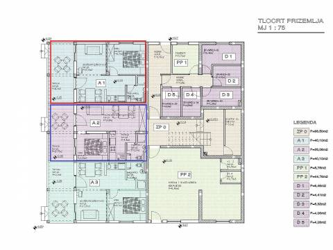 Manji apartman - Čiovo