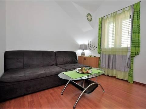 Dvoetažni apartman s pogledom na more, Postira kod Supetra