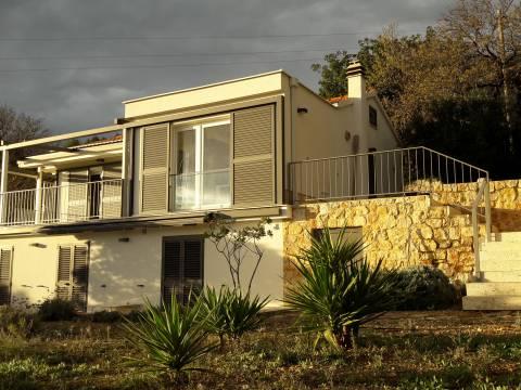 Kuća na Hvaru - južna strana