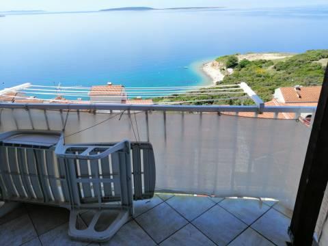 Otok Cres-apartman sa pogledom na more