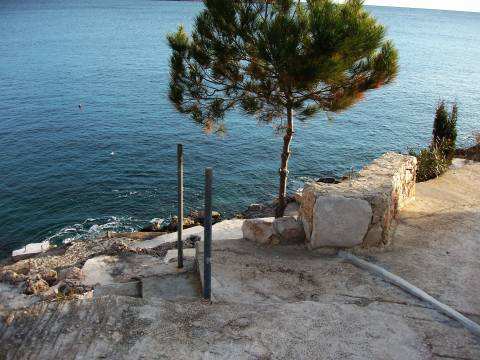 Beachfront house Vinišće