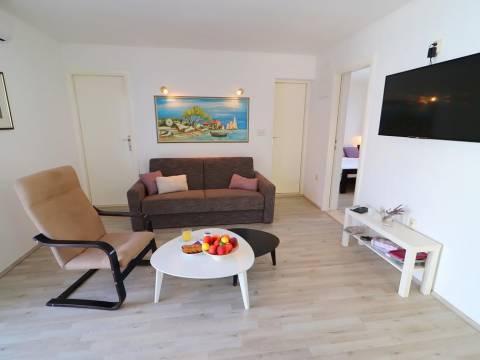 Kuća u 2. redu do mora, Korčula južna strana