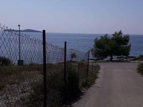 Građevna parcela u blizini plaže, Rogoznica