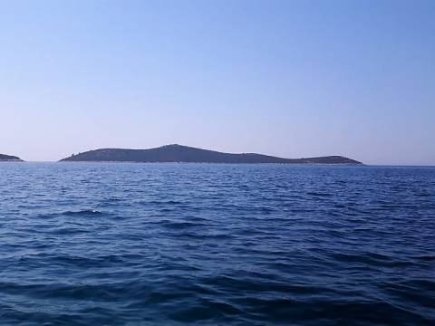 Kuća s velikom okućnicom uz more, Marina