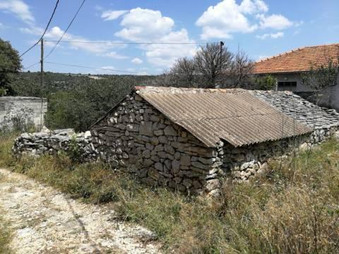 Kamena kućica, Drvenik Veliki, prizemnica, 56 m2, prodaja, Immo-Nova