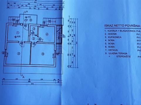 Kuća 1. red do mora, Ciovo