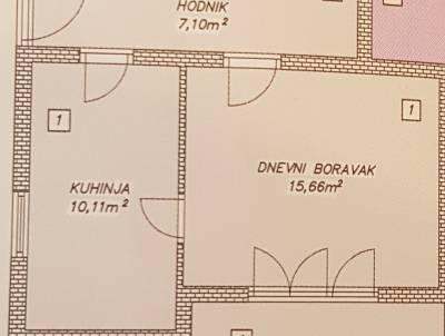 Ičići, 51.73m2, 1S+DB, 127.000 eur/kn