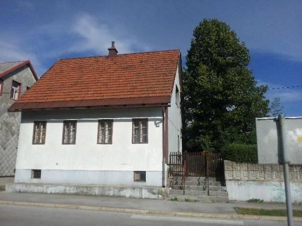 Kuća: Delnice, visoka prizemnica 100 m2
