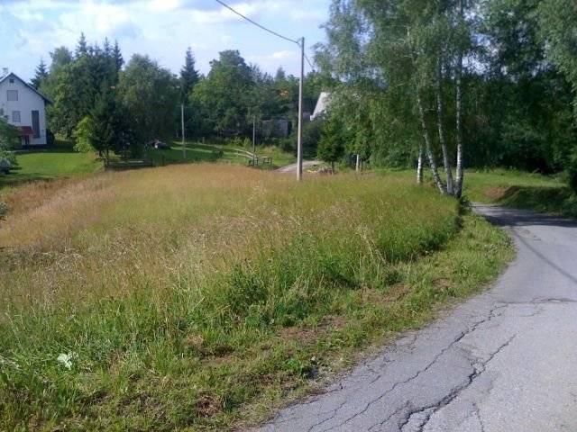 Građevinsko zemljište: Tršće, 1200 m2
