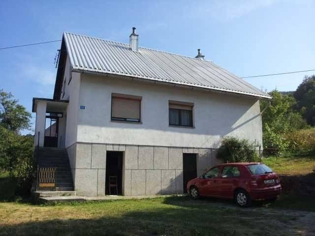 Kuća: Skrad, Malo Selce, katnica 100 m2