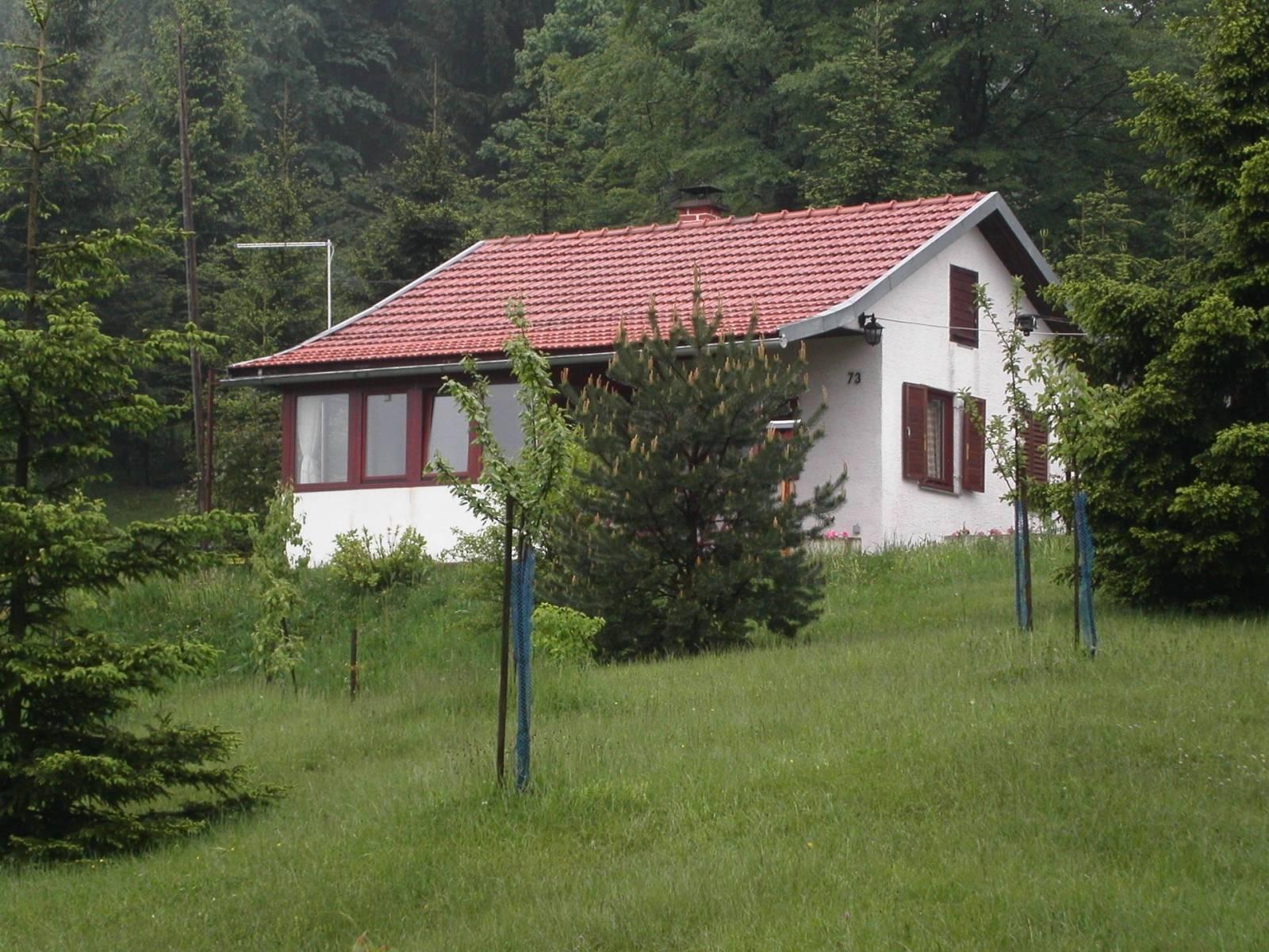 Gorski kotar vikend kuća, Jablan 37.19 m2