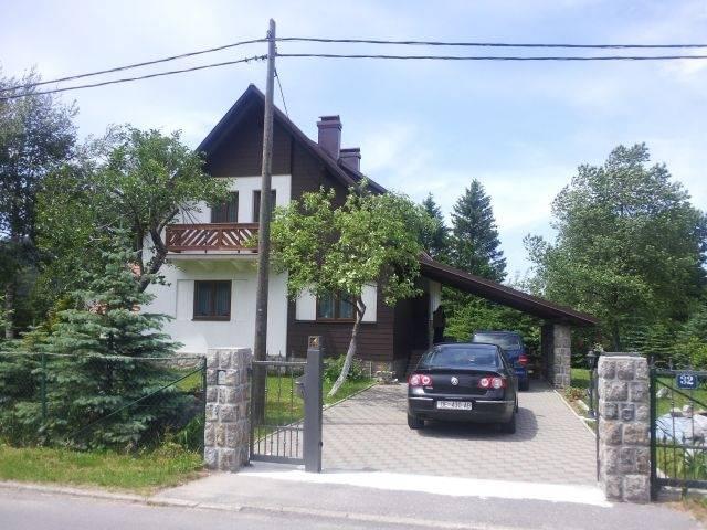 Gorski kotar, Ravna Gora, vikendica