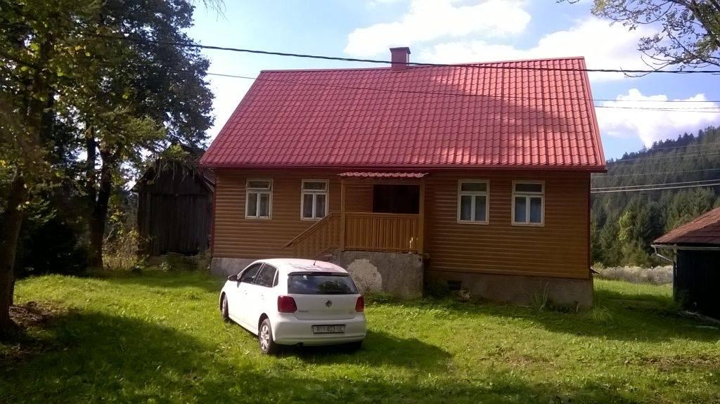 Gorski kotar, kuća