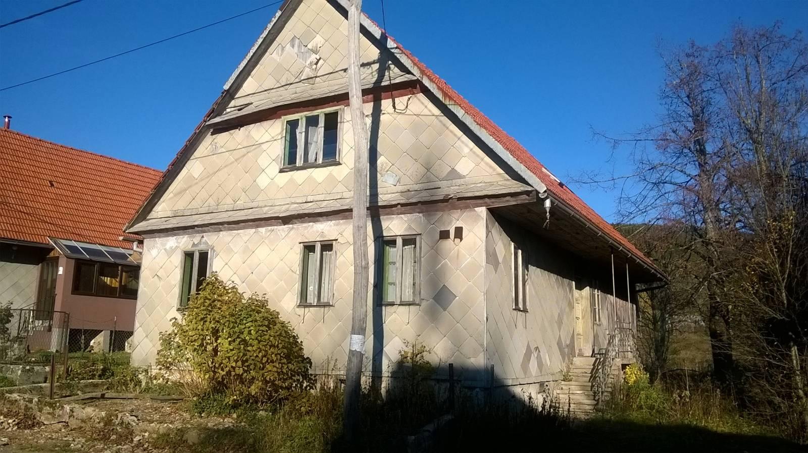 Gorski kotar kuća Mrkopalj