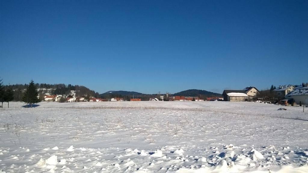 Građevinsko zemljište: Ravna Gora, 1000 m2