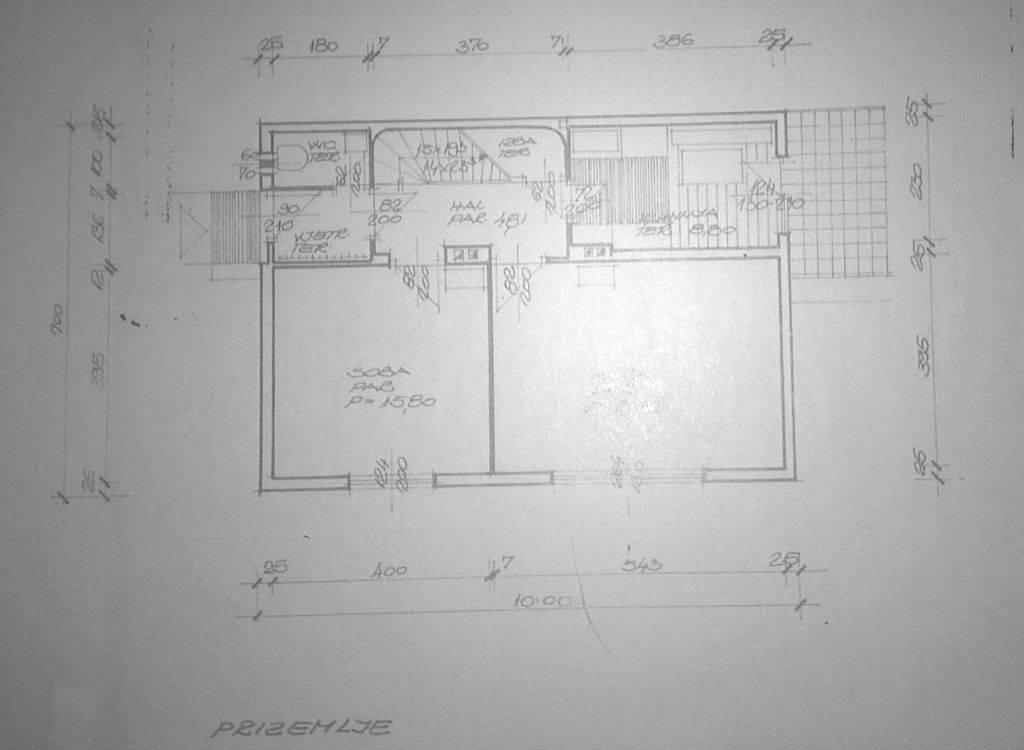 Kuća: Gorski kotar,Vrbovsko, prizemnica 140 m2